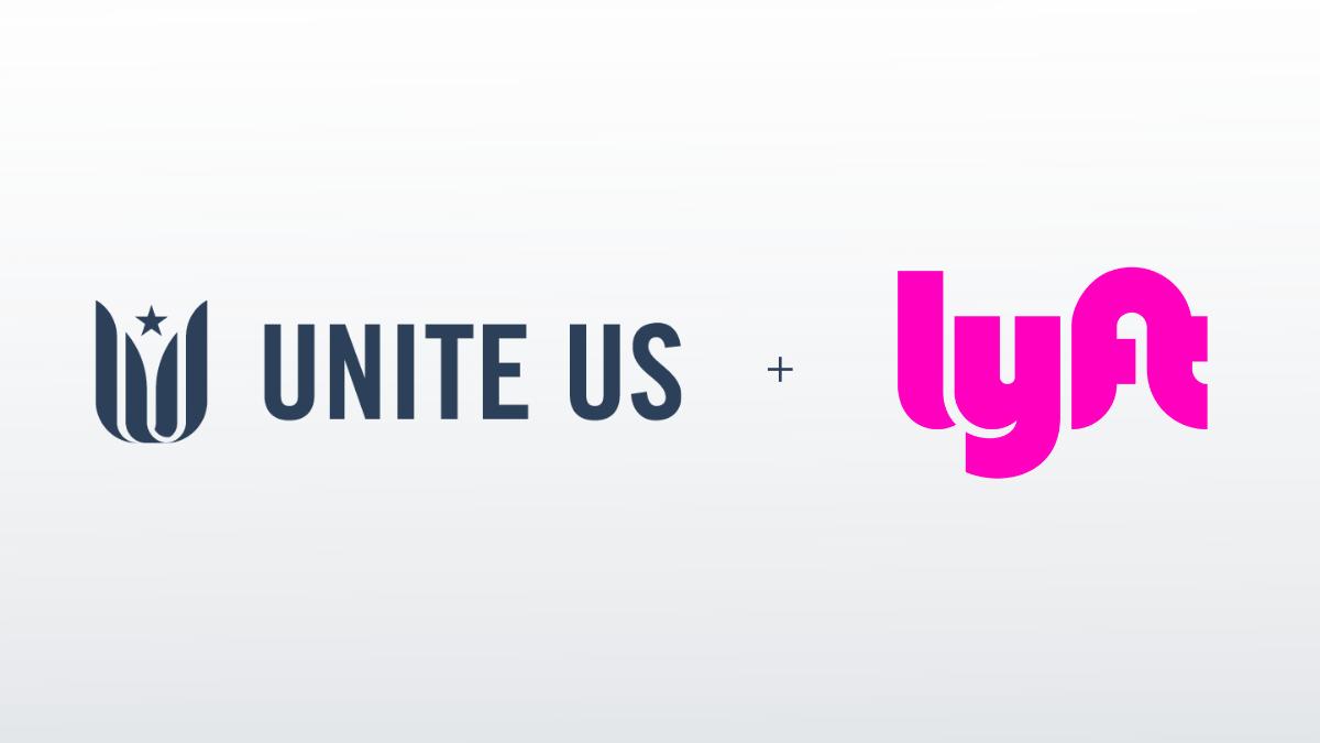 Unite Us and Lyft Team Up to Reduce Transportation Barriers and Improve Access to Health and Social Care