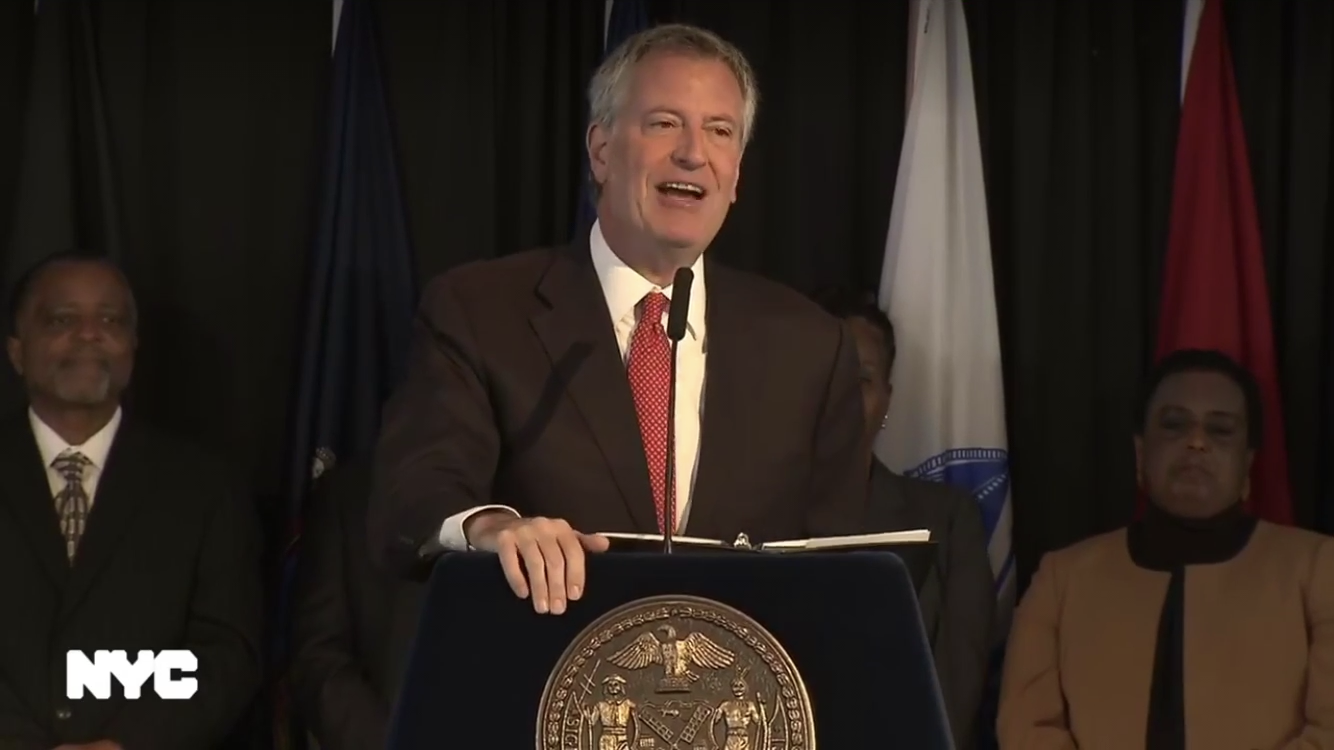 De Blasio Administration Announces Launch of VetConnectNYC